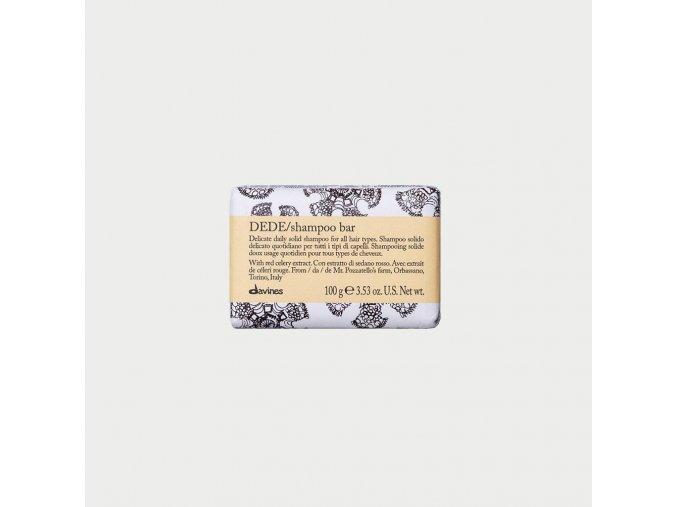 61 essential dede shampoo bar 100g