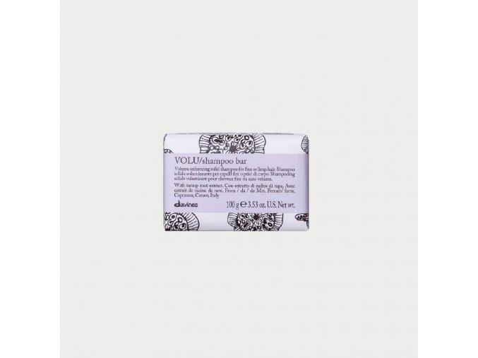 62 essential volu shampoo bar 100g