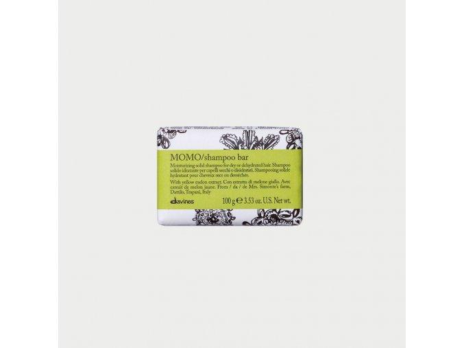 63 essential momo shampoo bar 100g