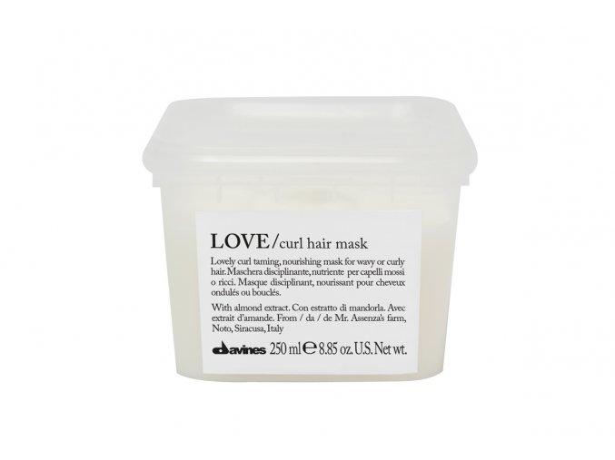164 Love curl mask 250