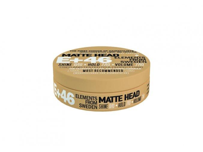 Matte head