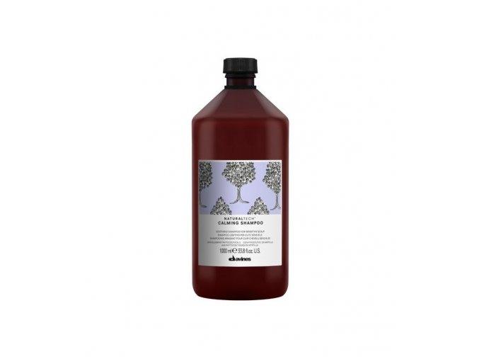 099 davines naturaltech calming shampoo 1000ml