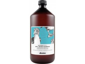 081 davines naturaltech well being shampoo 1000ml
