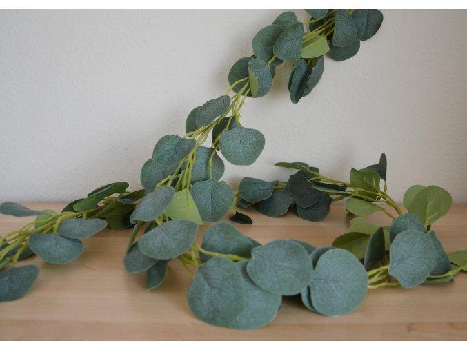 girlanda eukalyptová 1,9m