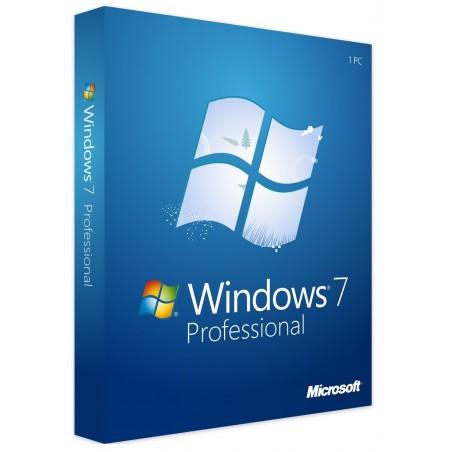 Microsoft Windows 7 Professional 32-Bit OEM CZ (FQC-08664)