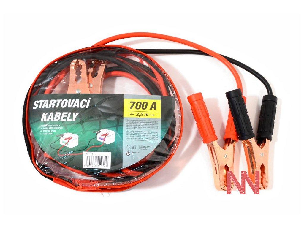 Jak správně připojím startovací kabely