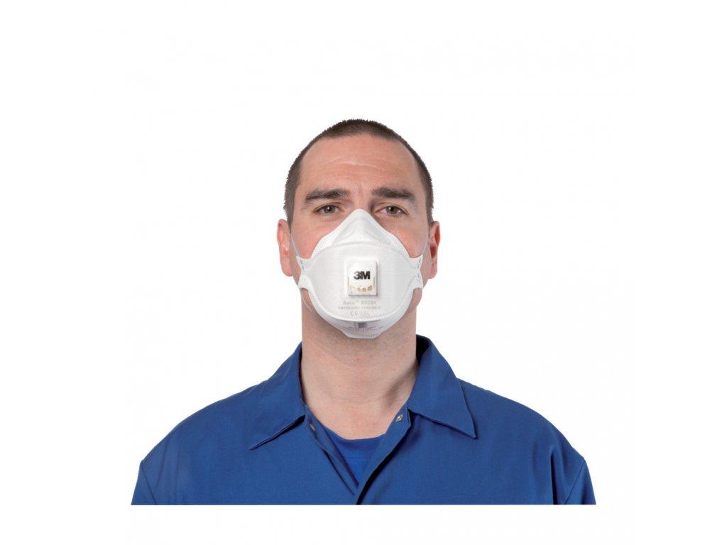 Jak správně zvolit roušku nebo respirátor