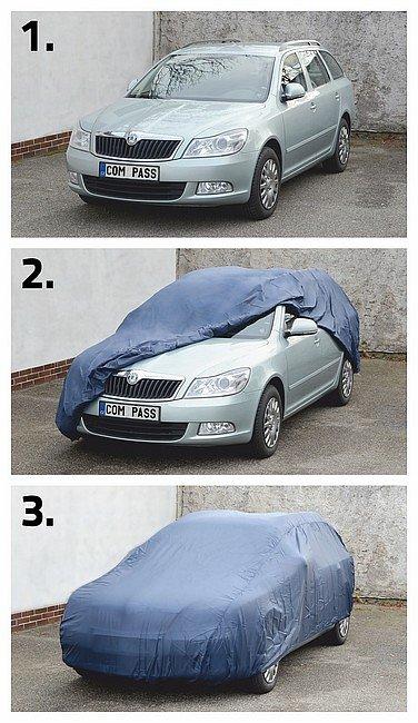 Proč mít ochrannou plachtu na auto a kdy ji využít