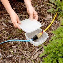 Jak ochráním proti vlhkosti spojení prodlužovaček