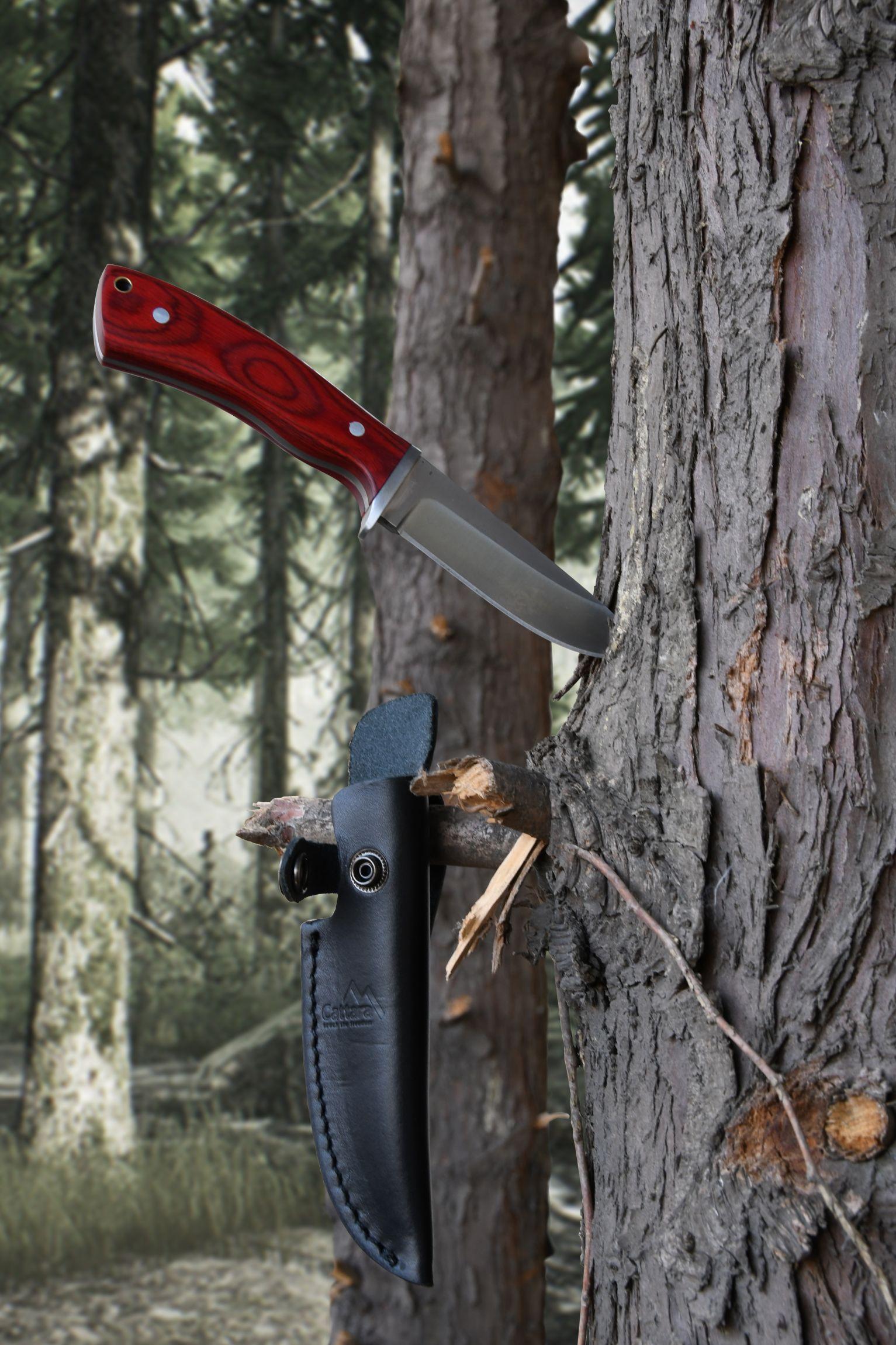 Outdoorové vybavení: Nože a další nezbytnosti, bez kterých se neobejdete
