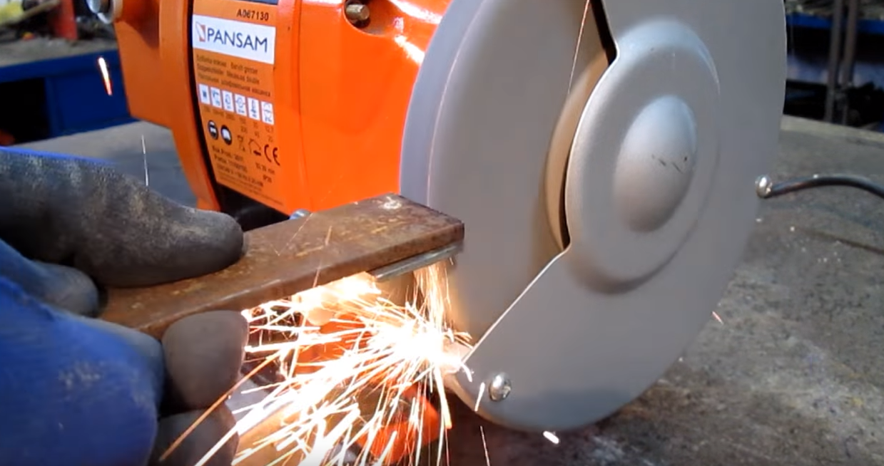Jak vybrat stolní kotoučovou brusku na ostření nástrojů
