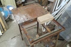 Svařovací stolek