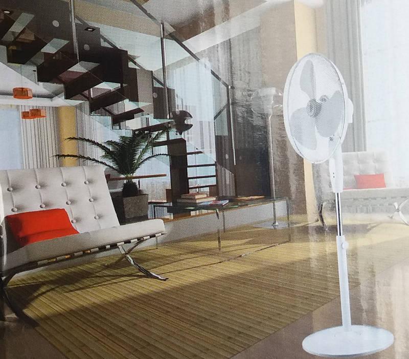 Kvalitní ventilátor je odpovědí na to, jak přežít horké léto