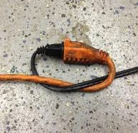 Aby se kabely nerozpojily
