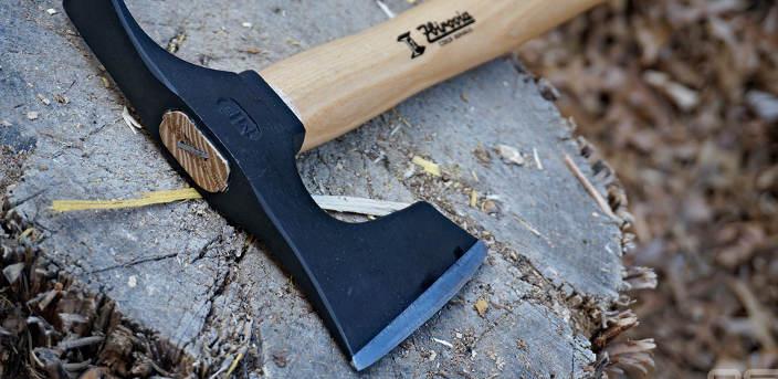 Jak si vybrat sekeru na štípání dřeva