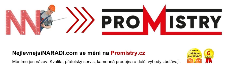 NejlevnejsiNARADI.com se mění na Promistry.cz