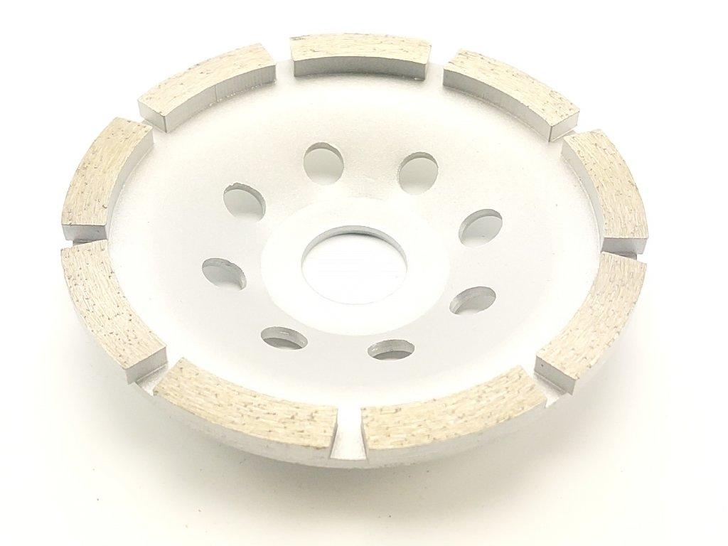 Diamantový brusný kotouč Segmentový 115x22,2 mm