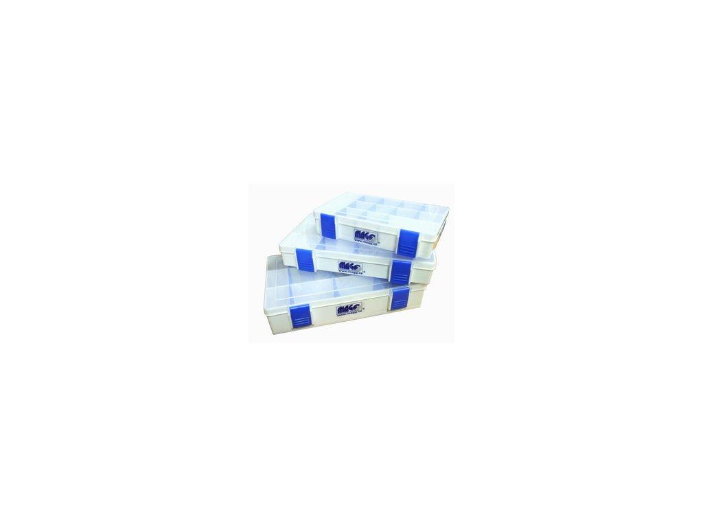 Organizér plastový MAGG velikost 205x124x44 mm