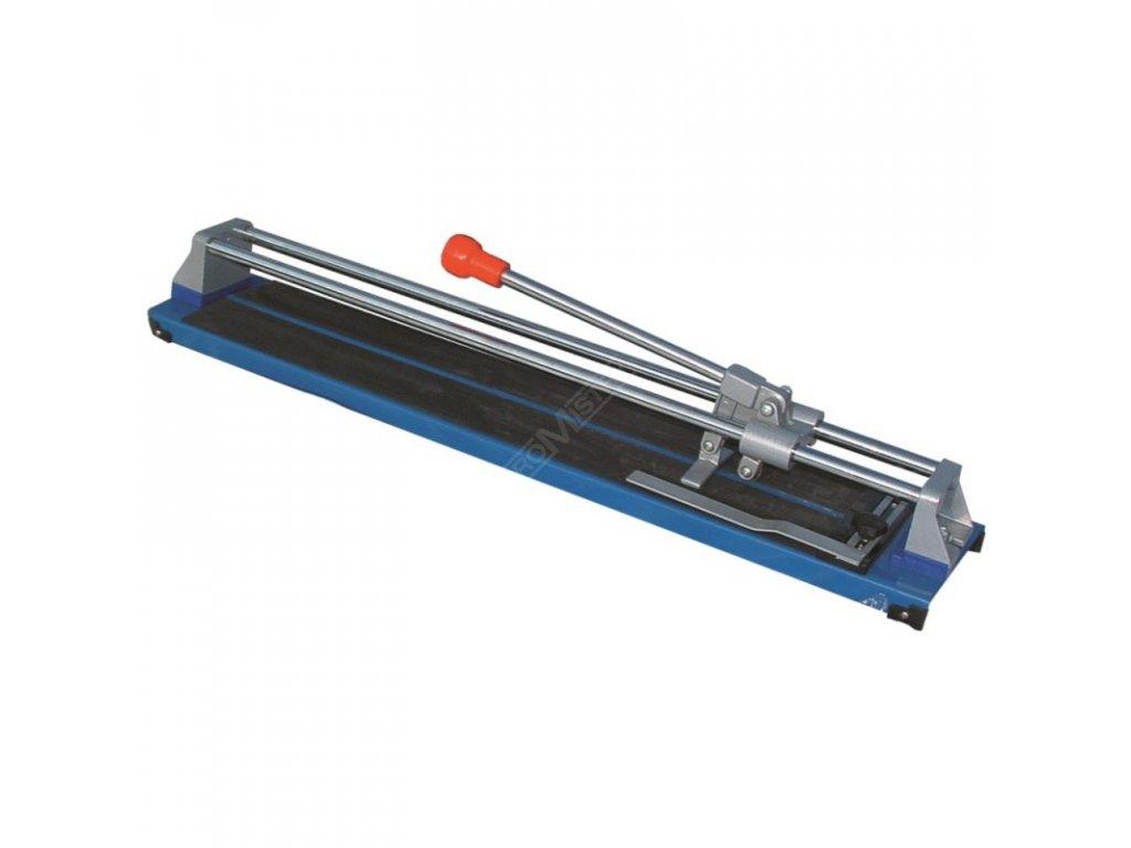 Řezačka na dlažbu a obklad s ložiskovým posuvem 500 mm - ocelovápodstava DEDRA 1149