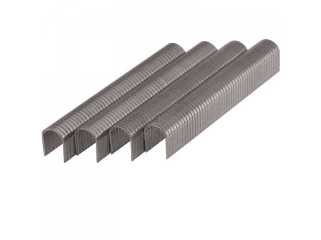 Nastřelovací spony do sponkovačky na kabely 12 mm 1000 ks tlouštka 1,2 vz. D11U DEDRA 11Z512