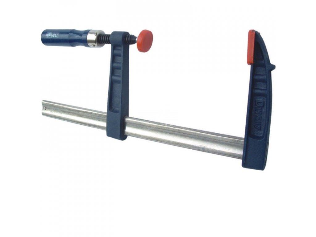 Truhlářská svěrka F1500x120 mm, DIN5117,TUV DEDRA 1287