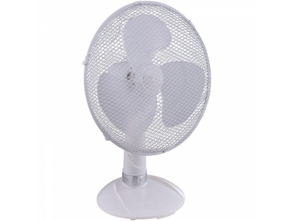 """Velký stolní ventilátor 12"""" 40W třírychlostní"""