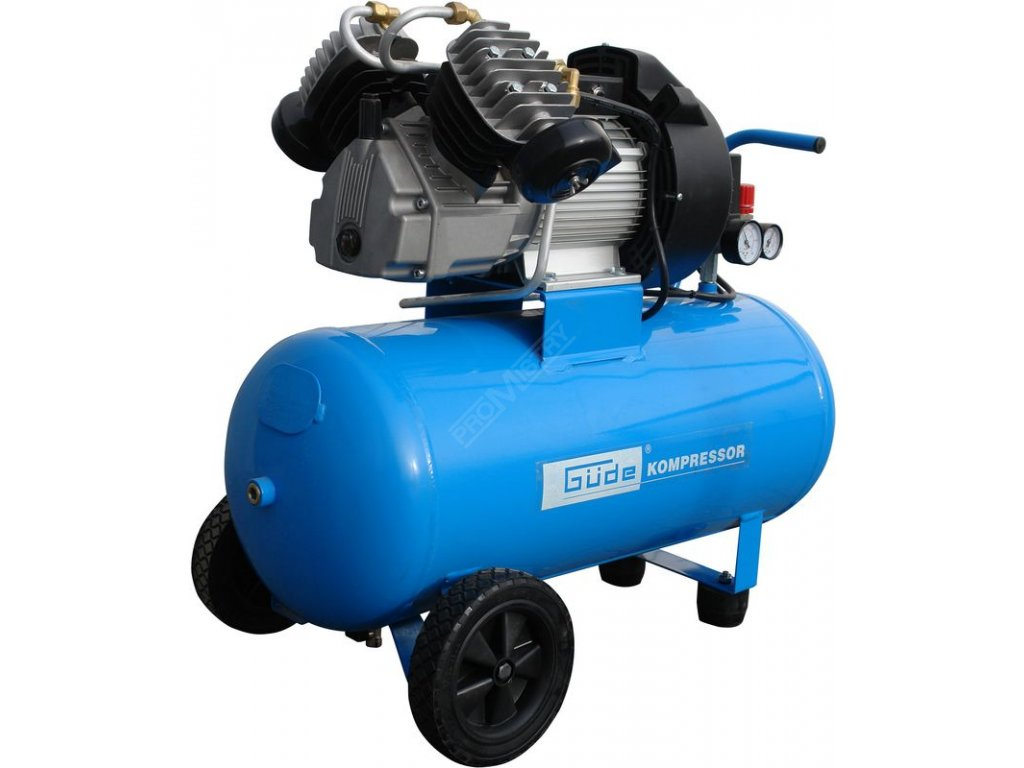 GÜDE - kompresor olejový 400/10/50 N
