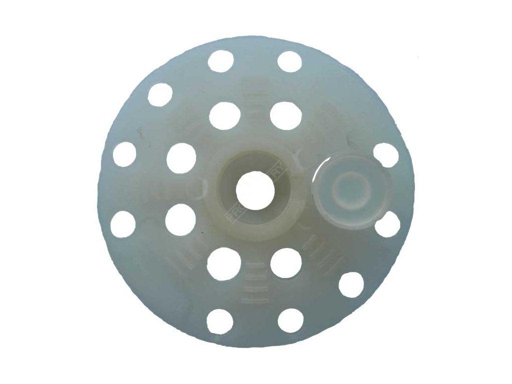 Izolační talířek 60mm TTP 60/5-20, balení 500 kusů