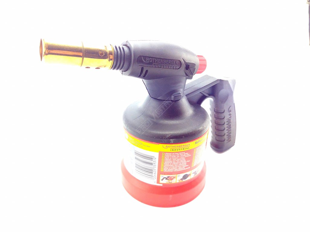Rothenberger - ohřívací plynová lampa Roflame Piezo 58634747c5
