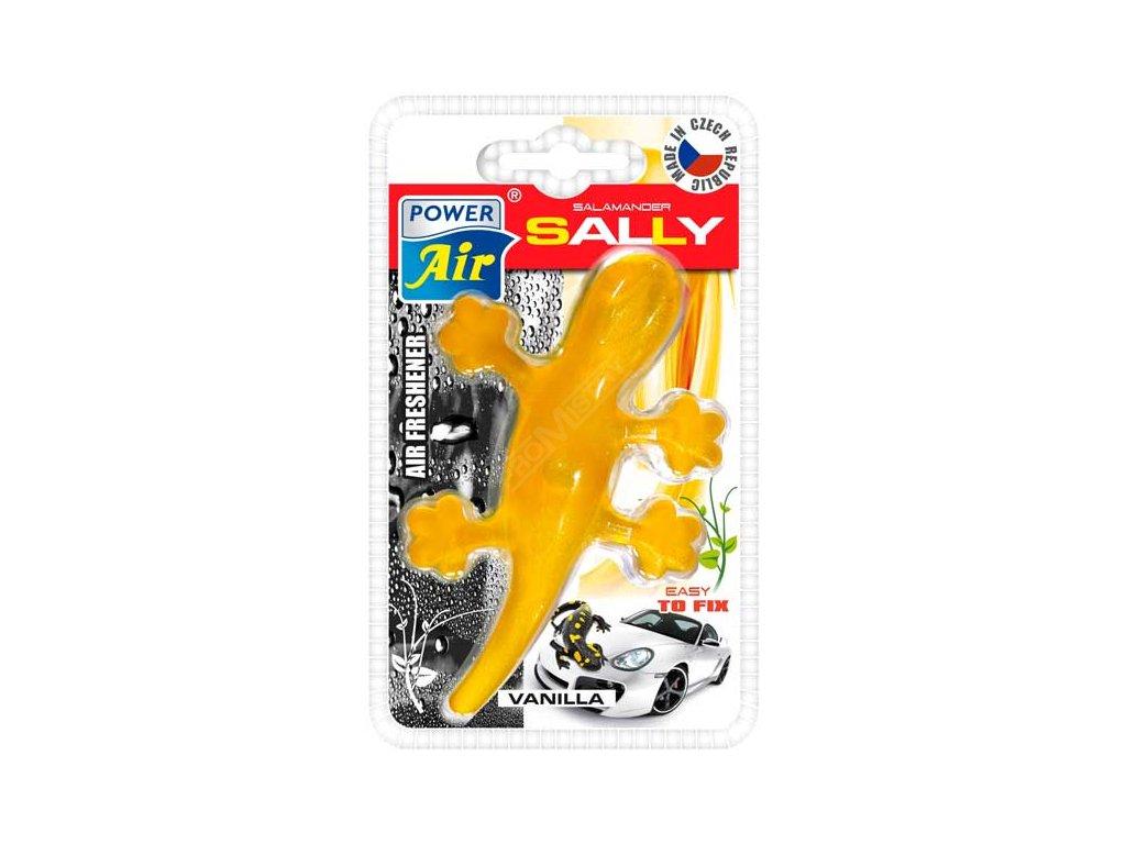 Osvěžovač vzduchu - Vanilla SALLY