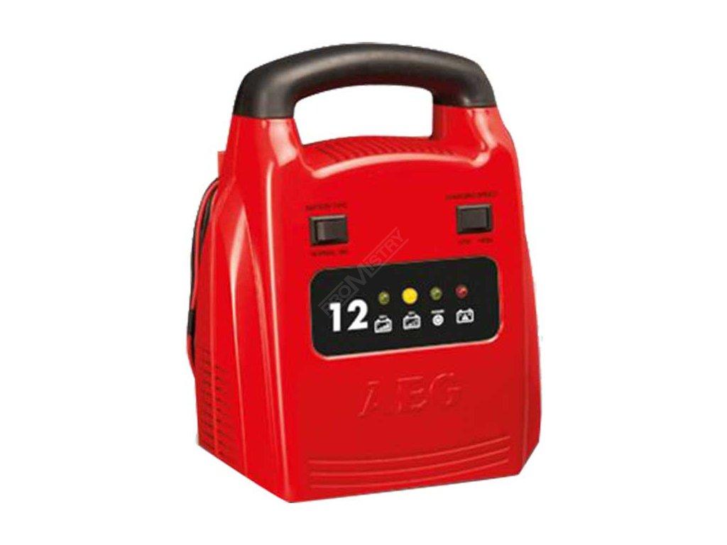 AEG - Nabíječka baterií automatická 12A, 12V, 2-120Ah          …