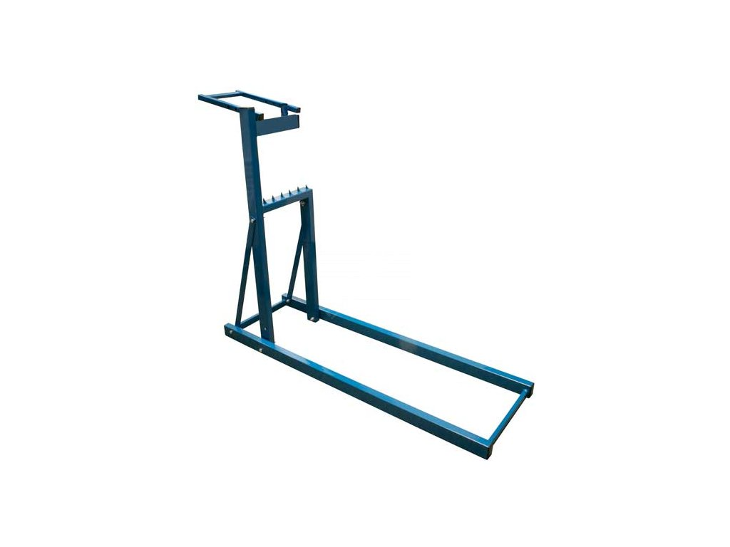 Stojan na řezání dřeva, nosnost 150kg, 119x38x101cm