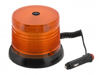 Maják 40LED 12V oranžový Compass 08908