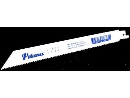 Šavlový pil.list BiCo, 200x19x1,3mm, 10/14 TPI - 5ks PILANA Metal s.r.o. PILS1200BAV1PT