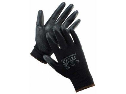 BUNTING BLACK EVOLUTION - rukavice PU - 10/XL CERVA GROUP a. s. BUNTINGEVO10