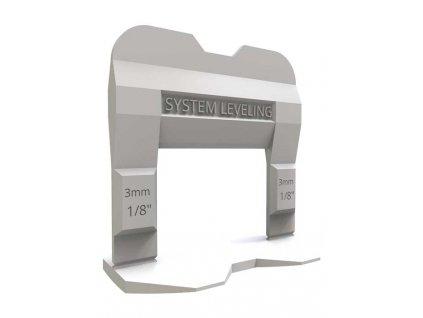 Spony 3mm (500ks) System Leveling D.O.O. SL1123