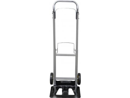 Ruční vozík-rudl, nosnost 90kg 355x240mm, hliníkový skládací GEKO nářadí G71103