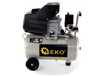 Kompresor olejový, 24l GEKO nářadí G80300