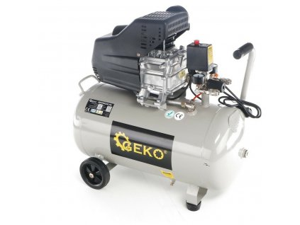Kompresor olejový, 50l GEKO nářadí G80301