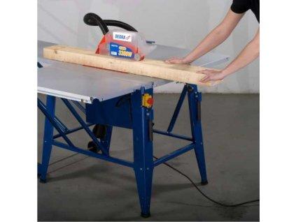 Stolní kotoučová pila na dřevo 315 x 30 mm, 2,5 kW - 230 V jednofázový DEDRA DED7728