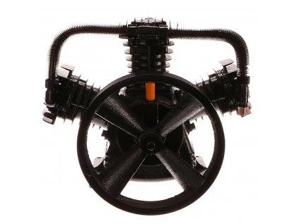 Kompresor do vzduchového kompresoru třípístový, 5,5HP, 100l - náhradní díl GEKO nářadí G80314