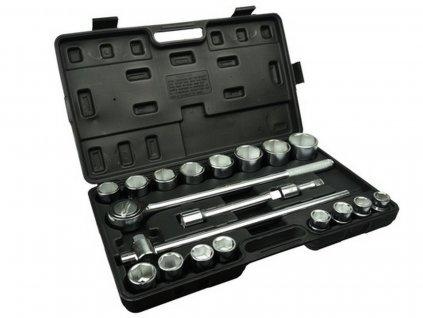 Gola sada 3/4 21ks, 19-50mm, šestihran GEKO nářadí G10110