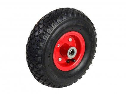 Gumové kolo do vozíku, 255x75 mm GEKO nářadí G71014