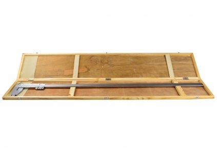 Měřítko posuvné kovové, 0-1000mm x 0,05 GEKO nářadí G01482