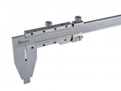 Měřítko posuvné kovové, 0-1000mm x 0,05 GEKO nářadí G01498