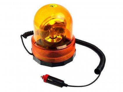Oranžový maják, B 12V GEKO nářadí G01831