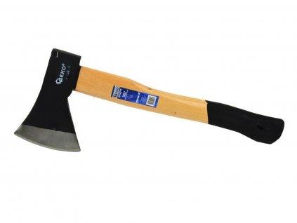 """Sekera, dřevěná násada, 800 g x 14"""" GEKO nářadí G72211"""