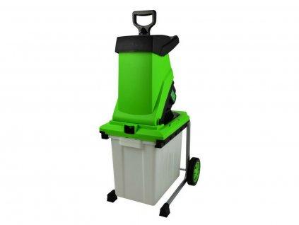 Drtič zahradního odpadu s boxem, 3000W, 50l GEKO nářadí G81076