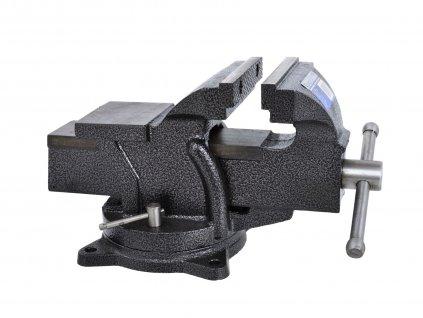 Svěrák stolní otočný, 125 mm GEKO nářadí G01031