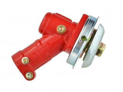 Převodovka úhlová pro křovinořez, čtvercová hlava 26 mm - náhradní díl GEKO nářadí G81069W